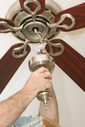 Ceiling fan installation nashville tn ceiling fan install in nashville tn by barnes electric service aloadofball Gallery