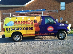 Barnes Electric in Gallatin Tennessee